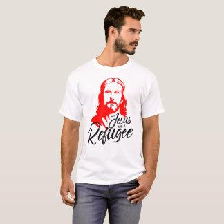 Camiseta O t-shirt básico dos homens de Jesus
