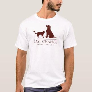 Camiseta O t-shirt básico dos homens de LCAR