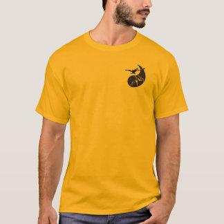 Camiseta O t-shirt básico dos homens - ENTRETENIMENTO de