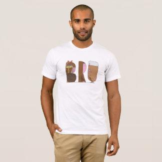 Camiseta O t-shirt | BRUXELAS dos homens, SEJA (BRU)