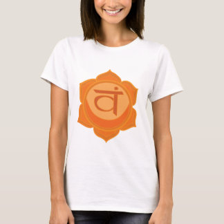 Camiseta O t-shirt Chakra das mulheres sacrais de