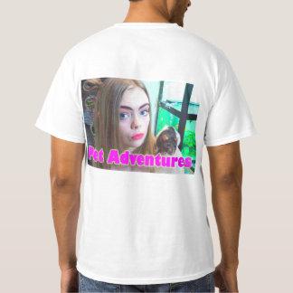 Camiseta O t-shirt Charlie dos homens básicos+Impressão de