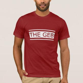 Camiseta O t-shirt da banda de Geb