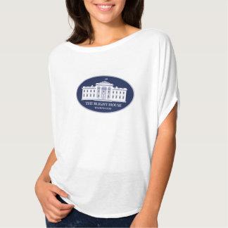 Camiseta O t-shirt da casa da ferrugem