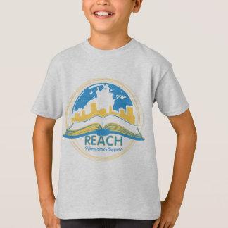 Camiseta O t-shirt da criança