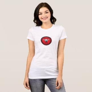 Camiseta o t-shirt da mulher da ESPECIARIA do nerd do