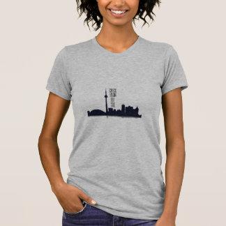 Camiseta O t-shirt da mulher de Toronto