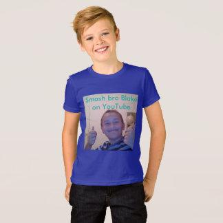 Camiseta O t-shirt da quebra