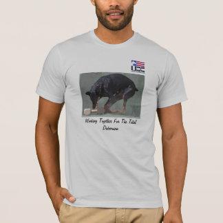 Camiseta O t-shirt da recuperação