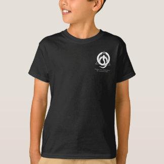 Camiseta O t-shirt das crianças de PAMA (preto)