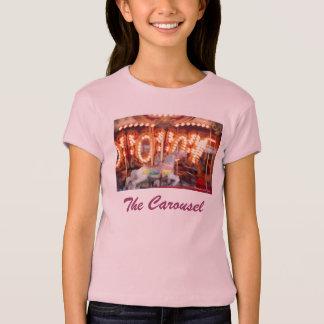 """Camiseta """"O t-shirt das meninas do carrossel"""""""