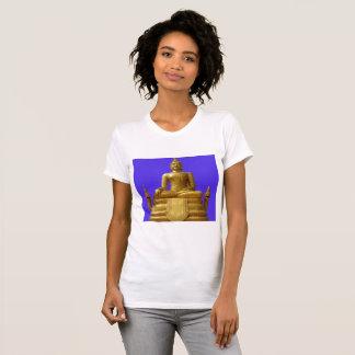 Camiseta O t-shirt das mulheres - Buddha