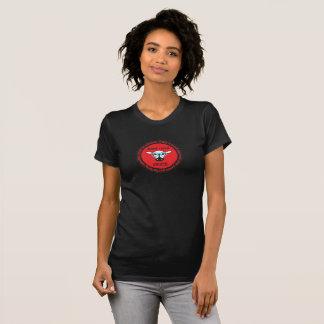 Camiseta o t-shirt das mulheres da ESPECIARIA do nerd do