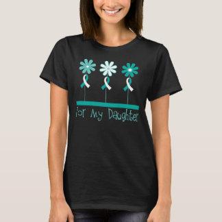 Camiseta O t-shirt das mulheres da filha da consciência do