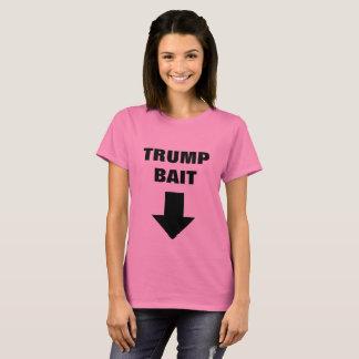 Camiseta O t-shirt das mulheres da ISCA do TRUNFO