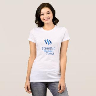 Camiseta O t-shirt das mulheres da marca de SteemitBC