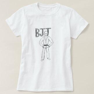 Camiseta O t-shirt das mulheres de Bjj
