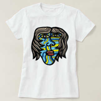 Camiseta O t-shirt das mulheres de Dante