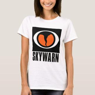 Camiseta O t-shirt das mulheres de SKYWARN