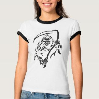 Camiseta O t-shirt das mulheres do Ceifador