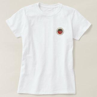 Camiseta O t-shirt das mulheres do hospital de Middlesex