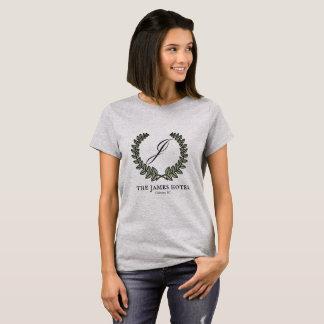 Camiseta O t-shirt das mulheres do hotel de James