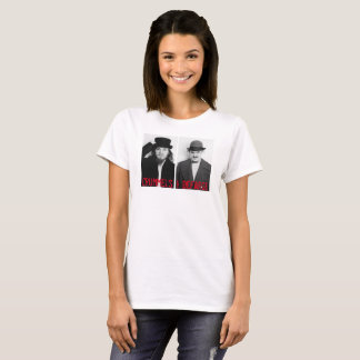 Camiseta O t-shirt das mulheres do Mugshot