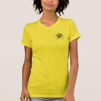 Camiseta O t-shirt das mulheres do Ukulele (FILHOTES DE