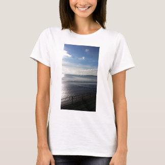 Camiseta O t-shirt das mulheres do verão de YinYang - T