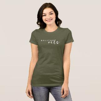 Camiseta o t-shirt das mulheres dos #alltheoils
