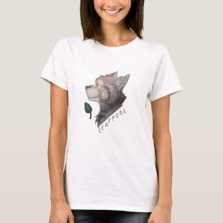 Camiseta O t-shirt das mulheres dos gatos do guerreiro de