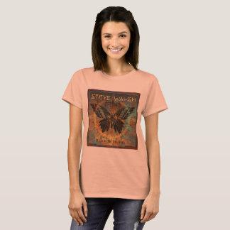Camiseta O t-shirt das mulheres mais pretas da arte da