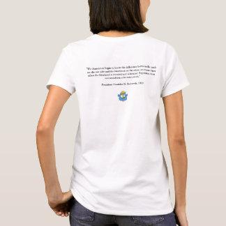Camiseta O t-shirt das mulheres más de Hombre