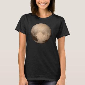 Camiseta O t-shirt das mulheres negras de Pluto