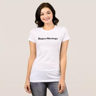 Camiseta O t-shirt das mulheres para jogadores da corda