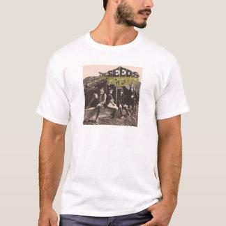 Camiseta O t-shirt das sementes