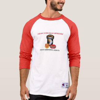Camiseta ò T-SHIRT de ABN da ARTILHARIA DE EXÉRCITO DE
