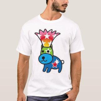Camiseta O t-shirt de Ken do Afro