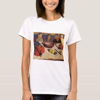 """Camiseta """"O t-shirt de Paul Gauguin da refeição"""" -"""