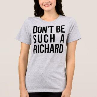 Camiseta O t-shirt de Tumblr não é tal Richard