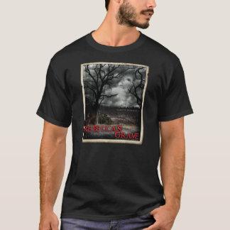 Camiseta O t-shirt destruído sepultura de Rebecca com beira