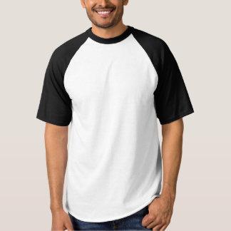 Camiseta O t-shirt DIY do basebol do Raglan dos homens