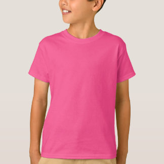 Camiseta O t-shirt DIY dos miúdos adiciona o divertimento