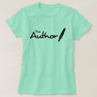 Camiseta O t-shirt do autor