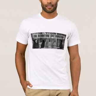 Camiseta O t-shirt do eremitério
