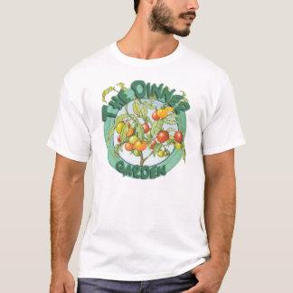 Camiseta O t-shirt do jardim do comensal