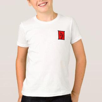 Camiseta O t-shirt do jogador de ténis altera-se