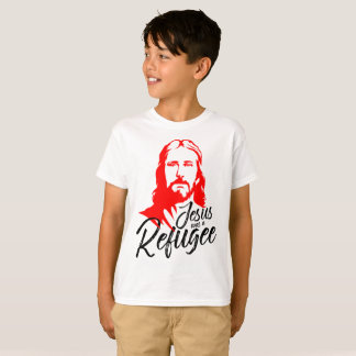Camiseta O t-shirt do menino de Jesus