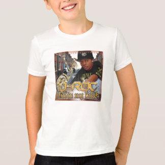 Camiseta O t-shirt do miúdo de J-ROC RMB (popular)