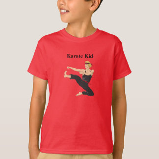 Camiseta O t-shirt do miúdo de Karate Kid